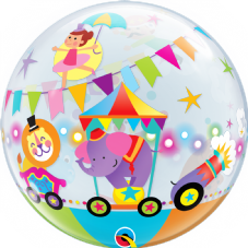 Circus Bubble Balloon